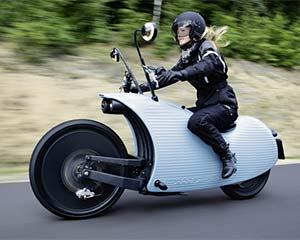 欧洲新型摩托车项目寻求合作
