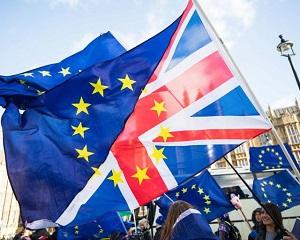 英国内阁支持欧盟会拒绝的脱欧方案