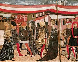 洛伦佐和乔瓦娜 | 文艺复兴时期佛罗伦萨的一对金童玉女