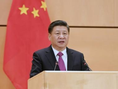 习近平在日内瓦万国宫演讲:世界好中国才能好