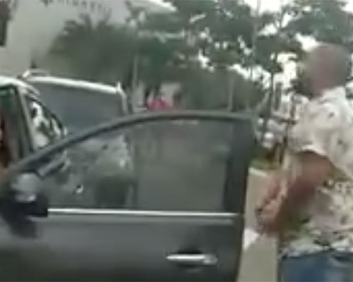 Policial civil tenta prender prefeita, mas é detido por dano ao patrimônio